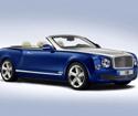 宾利全新概念车官图发布 将洛杉矶车展首发