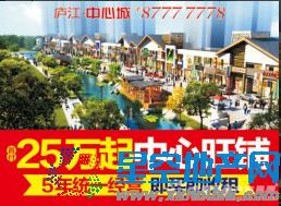 【庐江中心城】产品解析会暨招商大会22日落幕