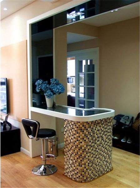 家庭吧台装修效果图 打造一款富有情调的家图片