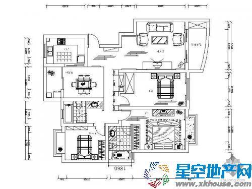 佳境枫情苑 X3室2厅60万元出售