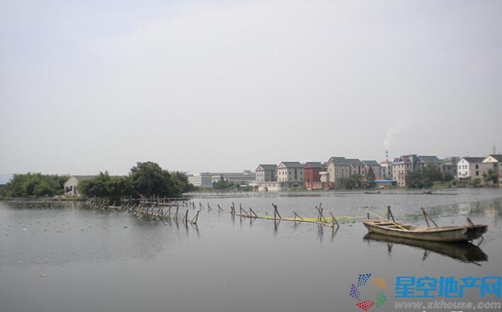 华成·天地泊庄周边环境图