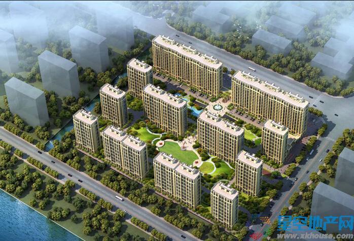 中国铁建·青秀城楼号图