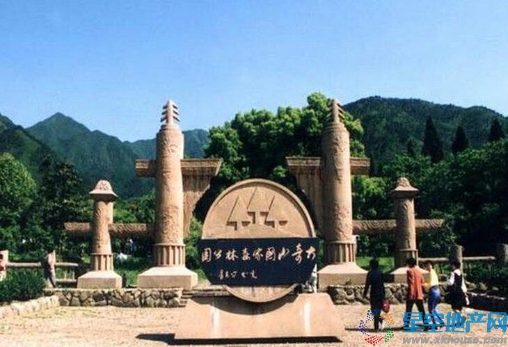 九龙仓·世纪华府周边环境图