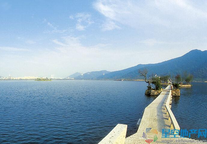 湘湖居周边环境图