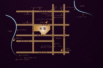 尚海湾交通图