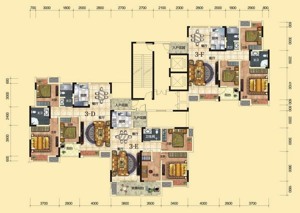 润发配送流程图住宅户型图-大润发配送流程图