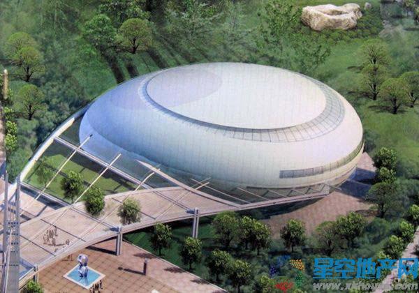 中体奥林匹克花园周边环境图