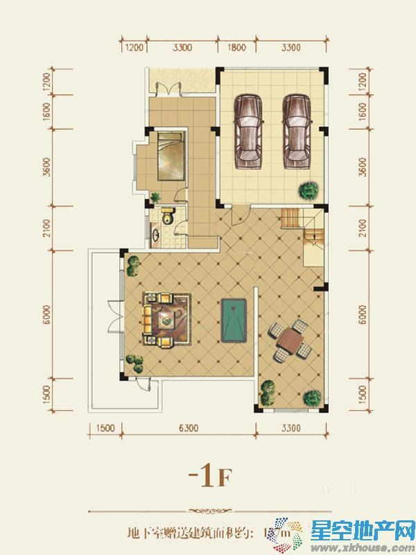 茂丰·半山溪谷五室以上二厅一卫
