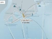 壹號湖畔交通图
