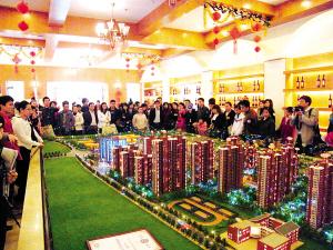 南宁城建投资330多亿 楼市热度不减五一或升温