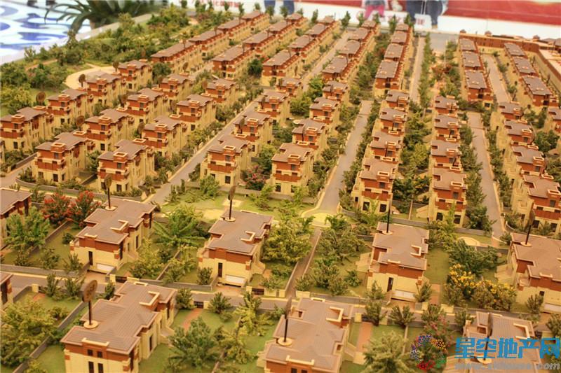 南昌融创万达文化旅游城实景图