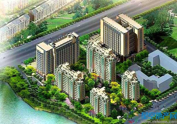 蓝天华门国际花园楼号图