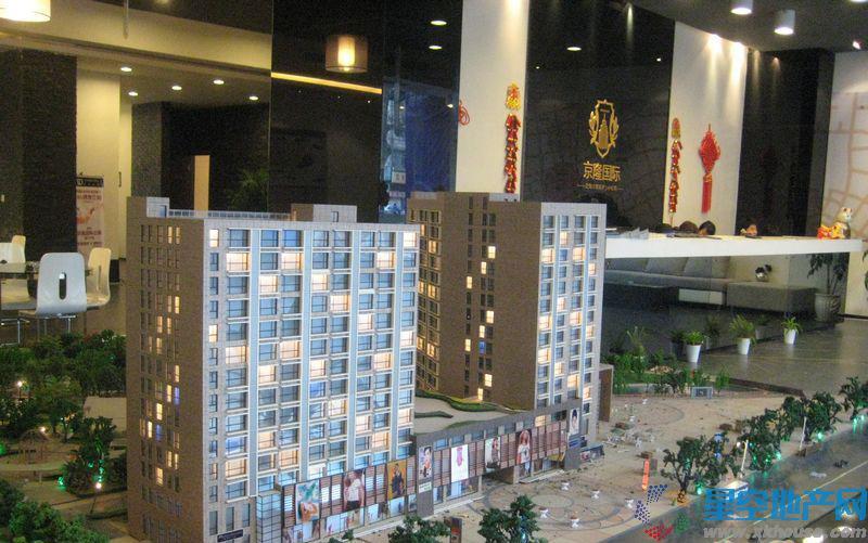 京隆国际公寓楼号图