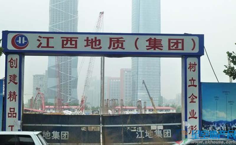 南京环球贸易广场效果图
