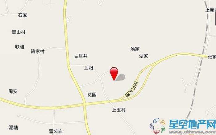 叶泊蓝山交通图
