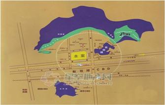 京门府交通图