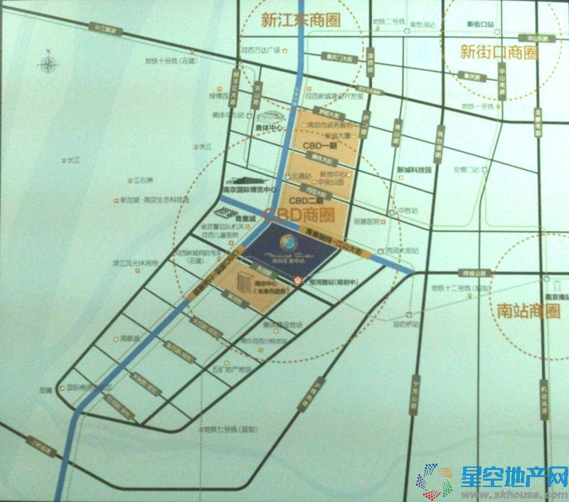 升龙汇金中心交通图