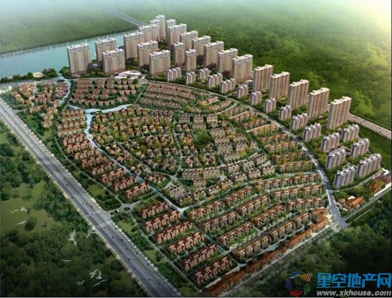 翠屏城效果图