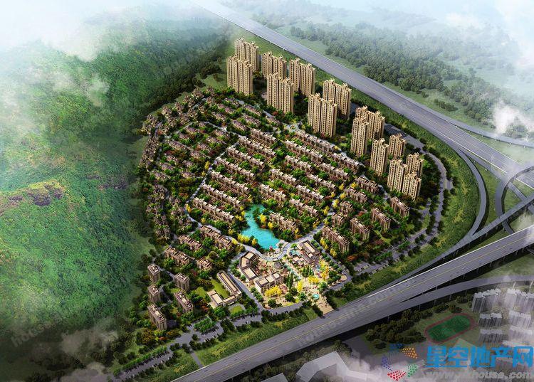 银亿东城效果图