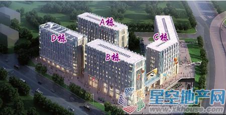 紫荆国际公寓楼号图