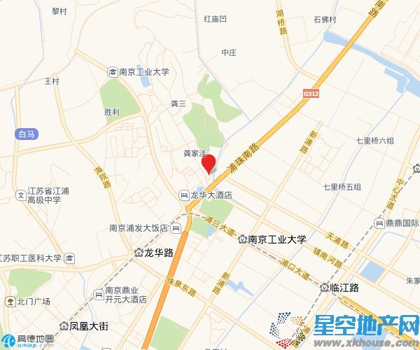 紫晶唐交通图