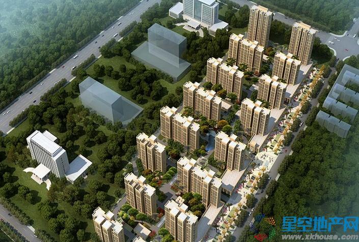 中南锦城楼号图