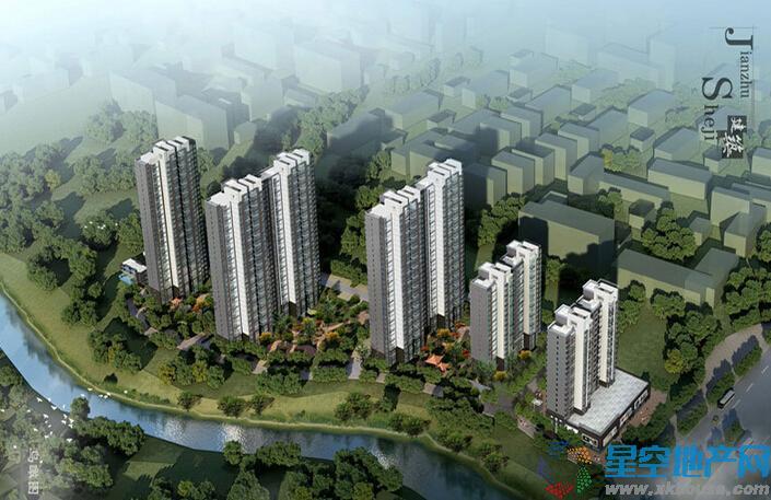 和昌仙林国际楼号图