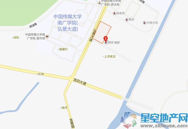 武夷名仕园交通图