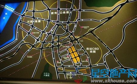 证大喜玛拉雅中心交通图