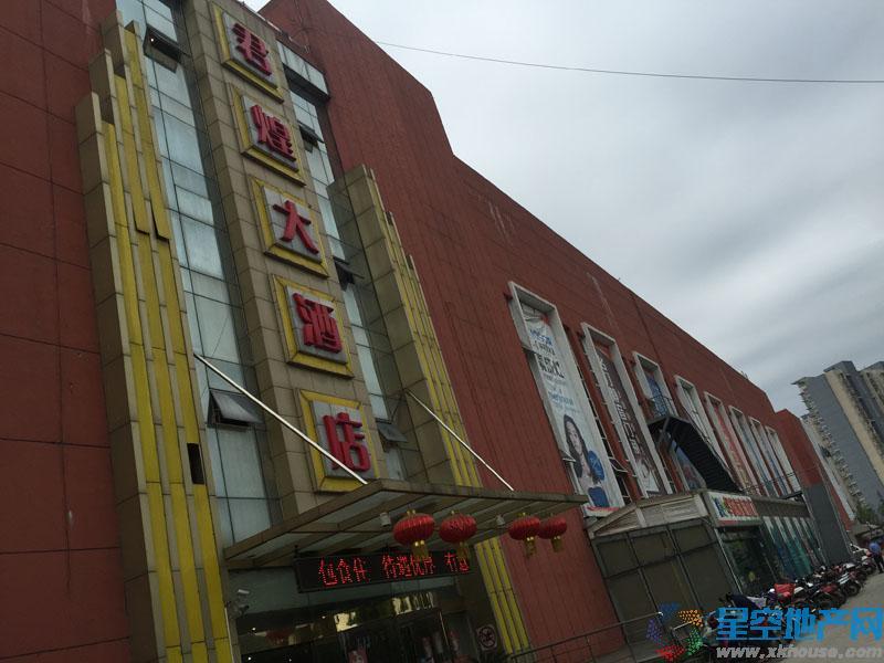 中国铁建青秀城周边环境图