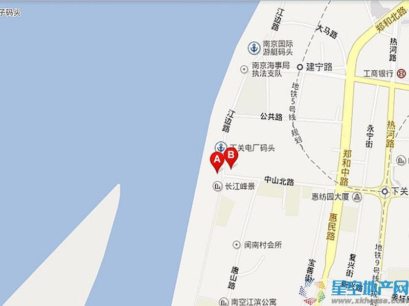 深业滨江半岛交通图