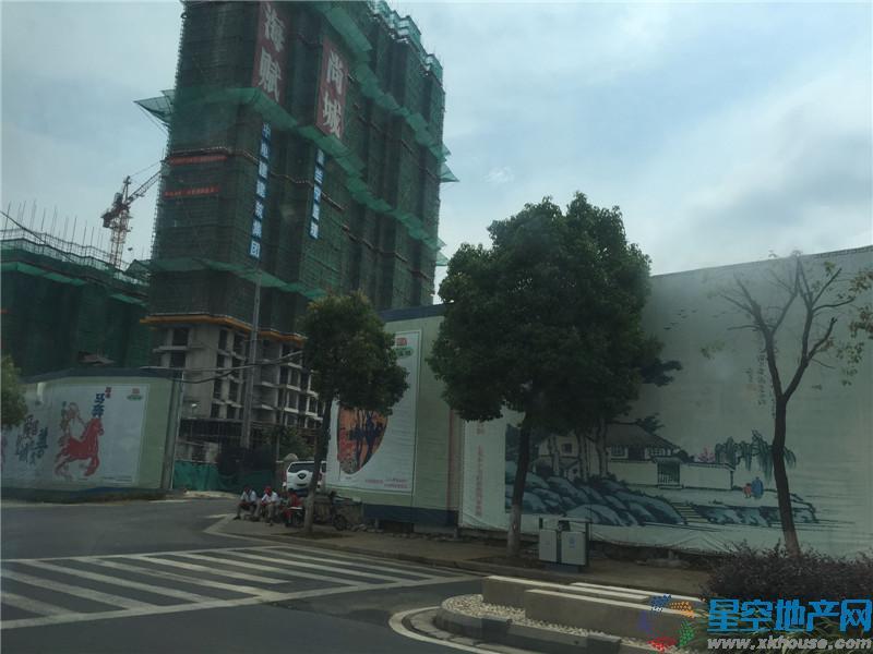 电建海赋尚城实景图
