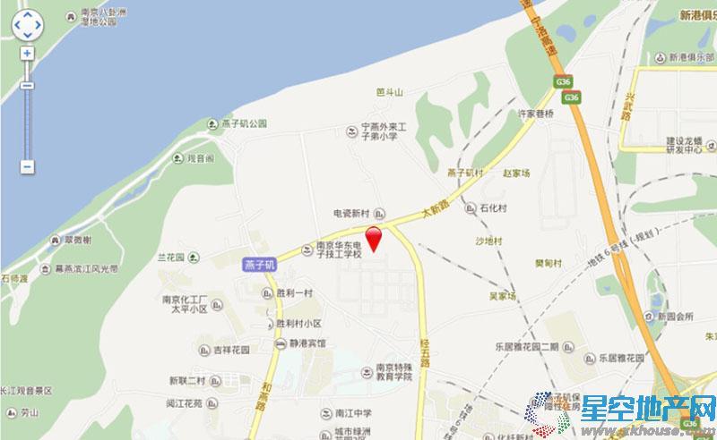 金浦紫御东方交通图