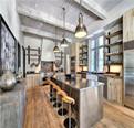 宁静古朴烹饪空间 8款乡村田园风厨房