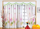 深色窗帘效果图 浪漫意境完美饰家