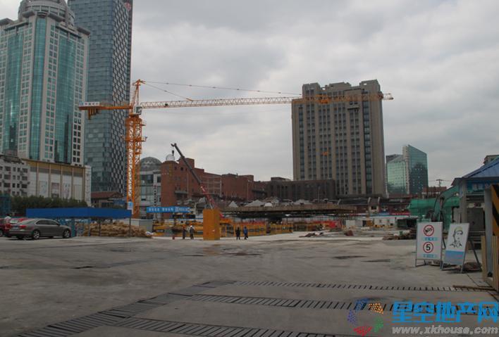 上海108广场楼号图