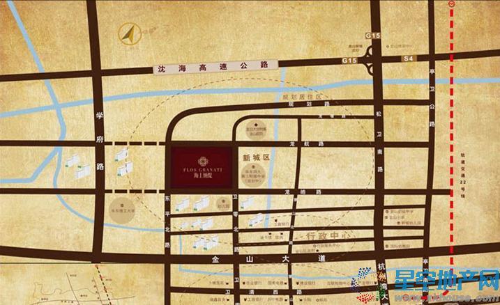 海上纳缇交通图