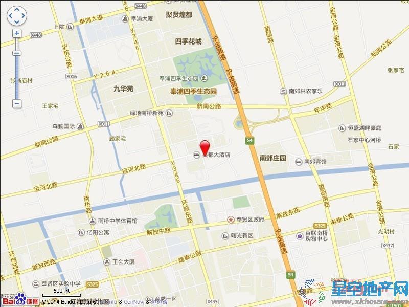 金辉天鹅湾交通图