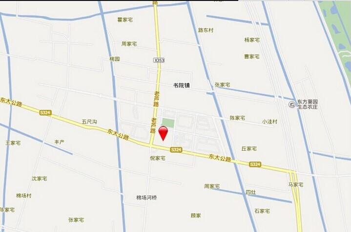 禹洲城市广场交通图