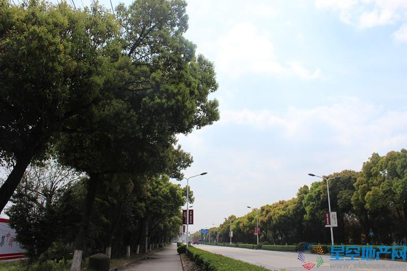 中建锦绣天地周边环境图