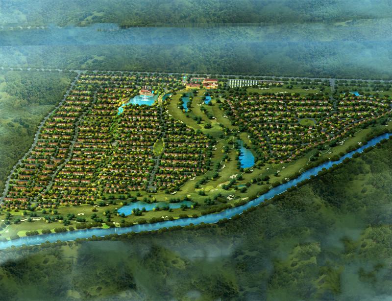 华贸东滩花园楼号图