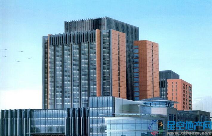 新联大厦效果图
