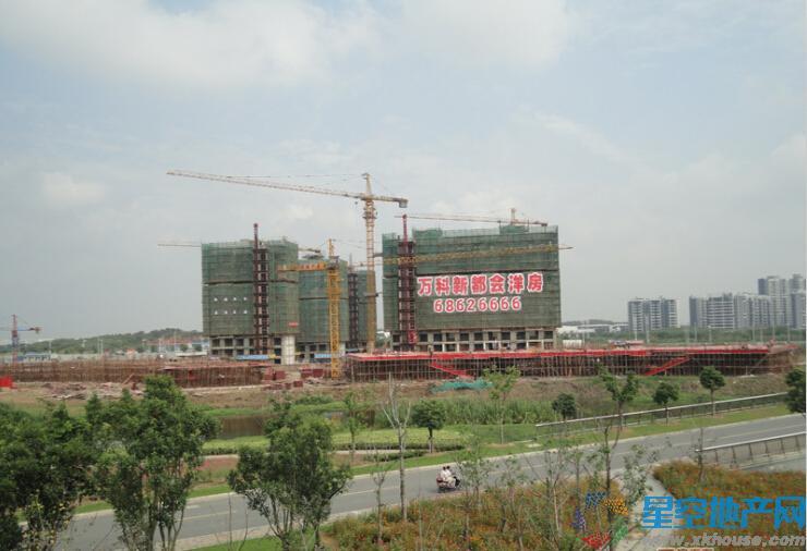虹锦湾周边环境图
