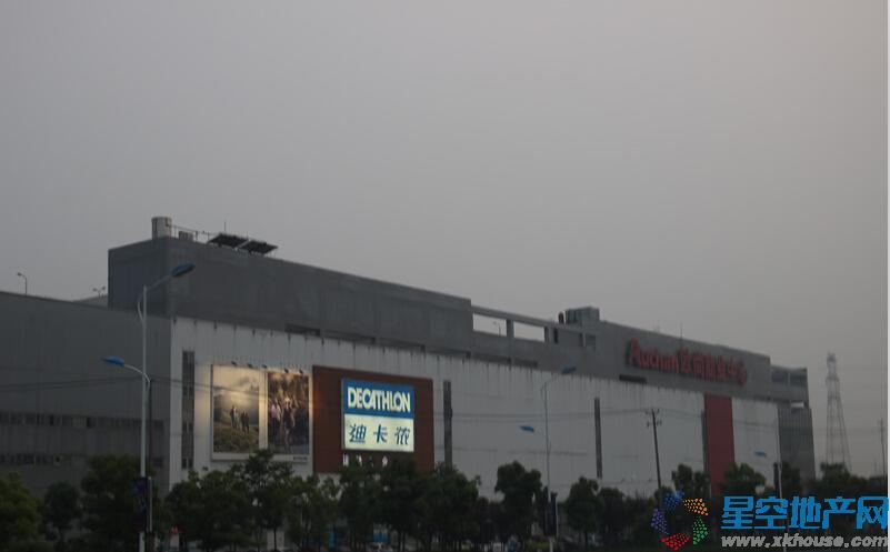 中南锦苑周边环境图