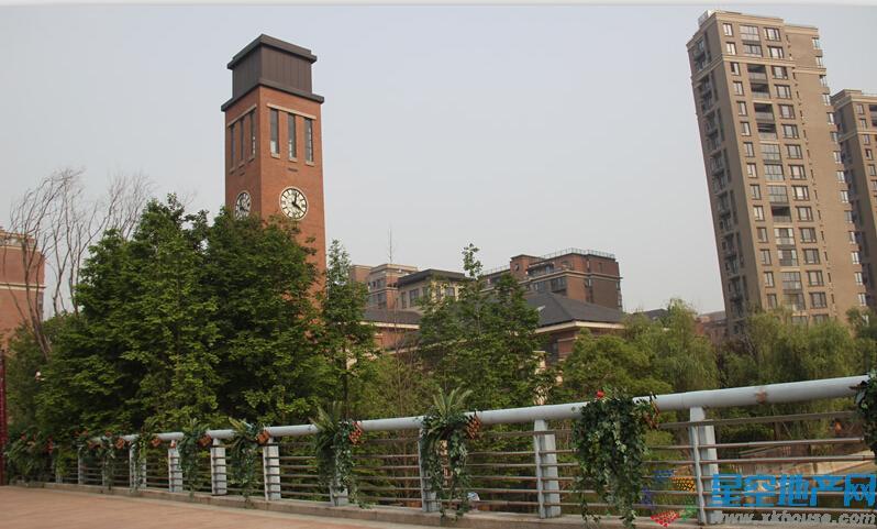 九龙仓时代上城风华里实景图