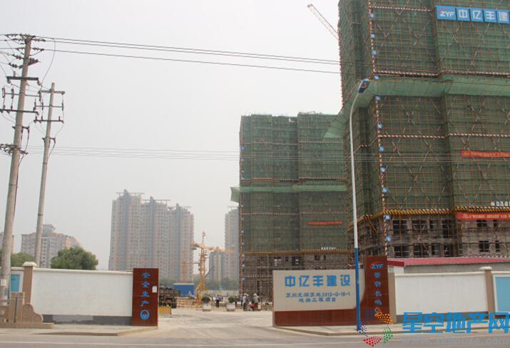 龙湖时代天街实景图