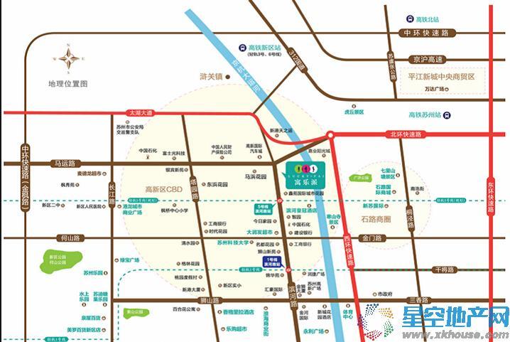 蓝天广场其他图片