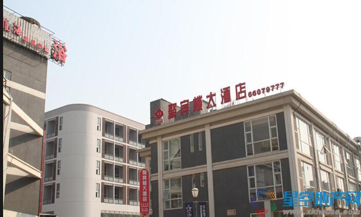 浒新158生活广场周边环境图