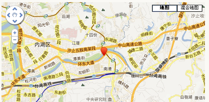 南港香朵交通图