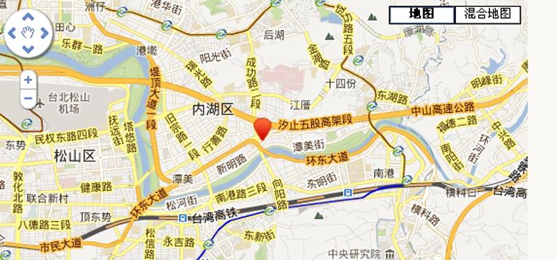 遠雄富仕苑交通图